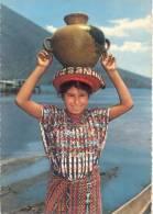 GUATEMALA INDIGENA DE SANTIAGO ATITLAN LIBRERIA PROGRESO DOS DIVISE CIRCA 1960 - Guatemala
