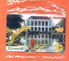 """REUNION: REU-06 """"Creole House 2"""" 50FF (2.000ex) SEALED - Reunion"""
