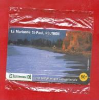"REUNION: REU-17 ""La Marianne St-Paul"" 50FF (2.000ex) SEALED - Reunion"