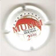 CAPSULE MUSELET CHAMPAGNE MUMM GREENWICH MERIDIAN AN 2000 - Mumm GH