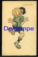 OLD POSTCARD FUTEBOL SPORTING CLUBE SCP LYON CLUB FOOTBALL SOCCER PORTUGAL - Soccer