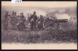 Artillerie Au Tir ; Publicité Peter & Kohler  (-567) - VD Waadt