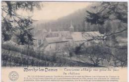 MARCH-LES-DAMES  -  L'ancienne Abbaye, Vue Prise Du Parc Du Château - Namur