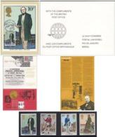 Great Britain 1979 Rowland Hill, Set, CM - 1952-.... (Elizabeth II)