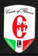 Autoadesivo   Conte Of Florence  -  Cappelli Sportivi - Sport