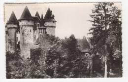 63 Environs De LEZOUX - Le Château D´Hauterive - Edition Combier N° 12 - Voyagé En 1955 - Lezoux