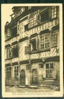 Rennes - Ancienne Maison Des Chapelains De La Cathedrale Dite De Du Guesclin Uf74 - Rennes