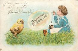 : Réf : P-12- 916 : Enfant Et Bulle De Savon - Juegos Y Juguetes