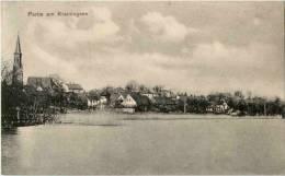 Gruss Aus Königswalde - Partie Am Krainingsee - Königswalde