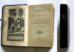 """""""La Vie Dévote"""" François De Sales Evêque Et Prince De Genève - Godsdienst & Esoterisme"""