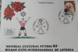Bilbao Futbol Calcio Soccer Mundial 82 - Vizcaya (Bilbao)