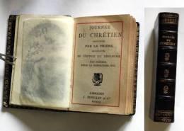 """""""Journée Du Chrétien"""" Office Du Dimanche Et Communion Depelley à Limoges - Religion & Esotérisme"""