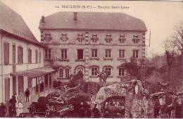 HOSPICE  SAINT-  LOUIS   & - Mauleon Licharre