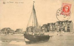 : Réf : P-12- 967 : La Panne Bateau De Pêche - De Panne