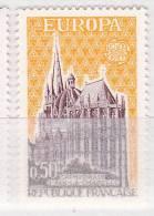 N° 1714 EUROPA 1972 Cathédrale D'Aix-la-Chapelle - Ongebruikt