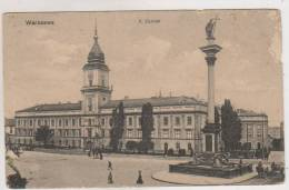 Poland.Warszawa.Palace. - Polen