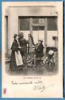 75 - PARIS  - KUNZLI --  Paris Pittoresque - N° 17 - Petits Métiers à Paris