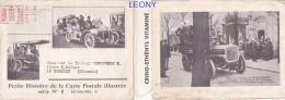 "Enveloppe "" PETITE HISOIRE De La CARTE POSTALE ILLUSTREE - Série N° 8 - Actualités II - 1958 -  CRINO-STHENYL.. - Manifestazioni"