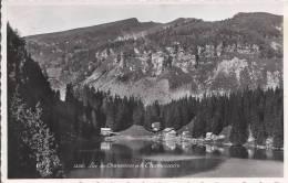 5659 - Lac Des Chavonnes Et Le Chamossaire + Beau Cachet Alpes Vaudoises - VD Vaud