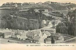 Nov12b 296 : Saint-Brieuc  -  Vue Générale Prise De La Route De Plérin - Saint-Brieuc