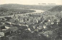 38-32 CPA VIENNE  VUE Générale    Belle Carte - Vienne