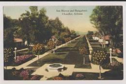 San Marcos And Bungalows, Chandler, Arizona - Chandler