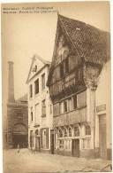 Mechelen Zoutwerf Houtengevel - Malines