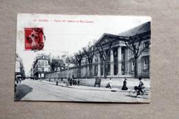 """CPA  De REIMS Palais De Justice 1907"""" - Reims"""