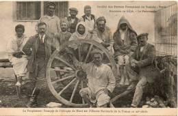 BEJA Societe Des Fermes Francaises Minoterie - Tunisia
