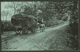 """""""The Last Load"""".  Unused,  C1920. - Farmers"""