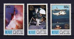 Niue - 1979 - 10th Anniversary Of First Manned Moon Landing - MH - Niue