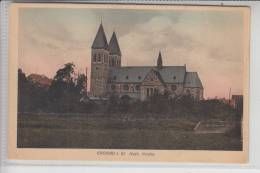 4432 GRONAU, Kath. Kirche, Color - Gronau