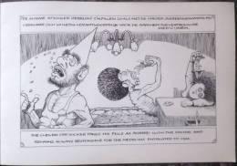 INCROYABLE BROCHURE DRUGTEAM.1974.SUPERBES ILLUSTRATIONS STYLE GOTLIEB !!! - Autres