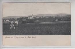 A 4540 PFARRKIRCHEN Bei Bad Hall, Ortsansicht - Bad Hall