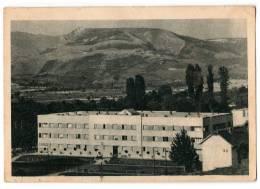 EUROPE SERBIA NIŠKA BANJA PANORAMA POSTCARD 1952. - Serbia