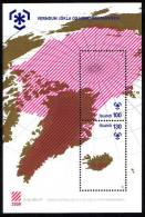 ICELAND/ISLAND 2009, IPY International Polar Year - Preserve The Polar Regions And Glaciers Minisheet** - Preservare Le Regioni Polari E Ghiacciai