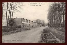 Cpa Du 35  Fougères La Verrerie à L ' Entrée De La Forêt    BHU5 - Fougeres