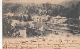 Bouillon - Vue De Bouillon : Château-Fort (précurseur) - Bouillon