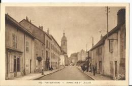 Port Sur Saône - Grande Rue Et L '  église - Other Municipalities