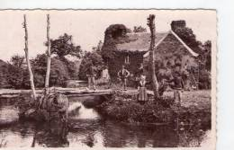 Landivisiau..animée..le Moulin De Pont-ar-Zall..moulin à Eau..la Vallée De L'Elorn..cheval - Landivisiau