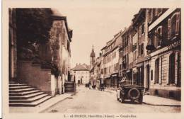 ALTKIRCH, Grande Rue - Altkirch