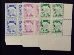 ARABIA  SAUDITA  1960    YV 159-161 **  AÑO MUNDIAL DEL REFUGIADO - Saudi Arabia