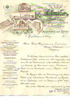 Magdeburg - 1901 - Maschinen Fabrik - Germany