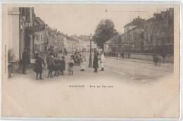 CPA - 54 - Baccarat - Rue De Frouard - Précurseur - Animée - Baccarat