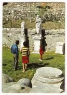 EUROPE MACEDONIA BITOLA HERACLEA EXCAVATIONS POSTCARD - Macedonia