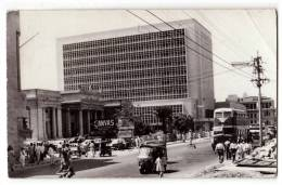 ASIA PAKISTAN STATE BANK OF PAKISTAN JAMMED CORNER POSTCARD 1965. - Pakistan