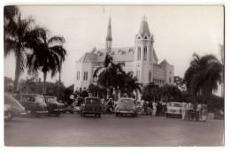 ASIA PAKISTAN KARACHI  FRERE HALL POSTCARD 1964. - Pakistan
