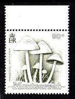 Montserrat MNH Scott #771 90c Panaelous Antillarum - Mushrooms - Montserrat