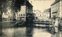 CPA 74 ANNECY CANAL DU VASSE N° 844 - Annecy