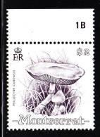 Montserrat MNH Scott #774 $2 Psilocybe Cubensis - Mushrooms - Montserrat